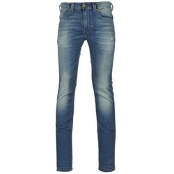 Abbigliamento Uomo Jeans slim Diesel THAVAR NE Blu