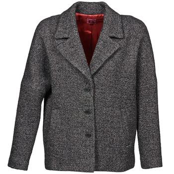 Abbigliamento Donna Cappotti Bensimon NOLA Grigio
