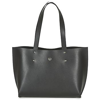 Borse Donna Tote bag / Borsa shopping Texier Bags NEO Nero
