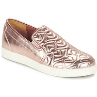 Scarpe Donna Slip on See by Chloé SB27144 Rosa / Oro