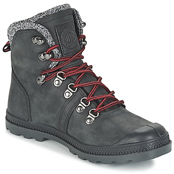 Scarpe Donna Stivaletti Palladium PALLABROUSSE HIKING Nero