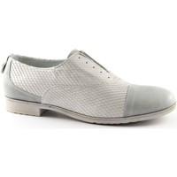 Scarpe Donna Richelieu Café Noir EB630 ghiaccio bianco scarpe donna francesina puntale senza lac Bianco
