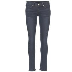 Abbigliamento Donna Jeans slim Mustang GINA Blu / Nero