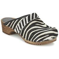 Scarpe Donna Zoccoli Sanita CAROLINE Zebra