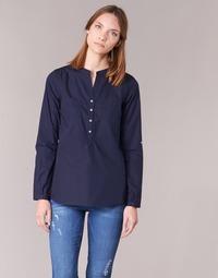Abbigliamento Donna Camicie Casual Attitude FARANDOLE Marine