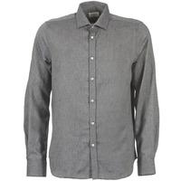 Abbigliamento Uomo Camicie maniche lunghe Casual Attitude FOLI Grigio