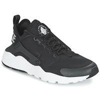 Scarpe Donna Sneakers basse Nike AIR HUARACHE RUN ULTRA W Nero / Bianco