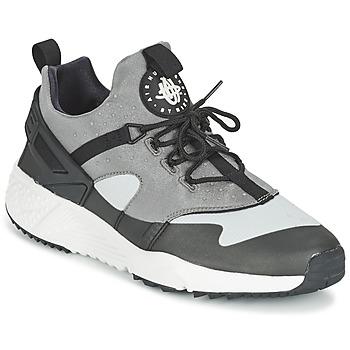Scarpe Uomo Sneakers basse Nike AIR HUARACHE UTILITY Grigio