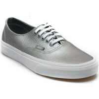 Scarpe Donna Sneakers basse Vans Authentic Decon Metallic Leather Gray