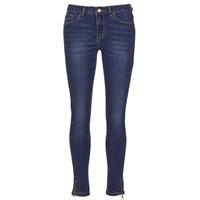 Abbigliamento Donna Jeans slim Yurban FOLDINE Blu