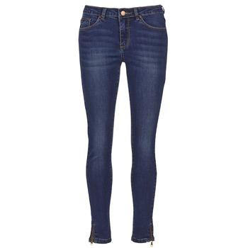Abbigliamento Donna Jeans slim Yurban FABANE Blu
