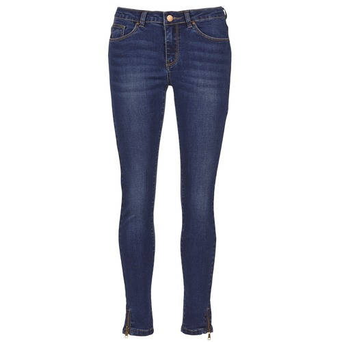 Abbigliamento Donna Jeans slim Moony Mood IFABANE Blu