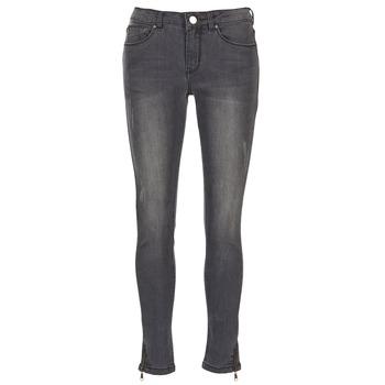 Abbigliamento Donna Jeans slim Yurban FABANE Grigio