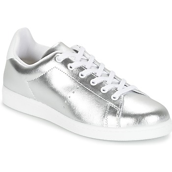 Scarpe Donna Sneakers basse Yurban EXIVILE Argento