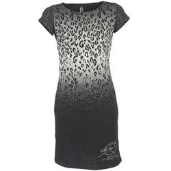 Abbigliamento Donna Abiti corti Desigual BELFUME Nero / Bianco
