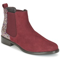Scarpe Donna Stivaletti Betty London FREMOUJE BORDEAUX