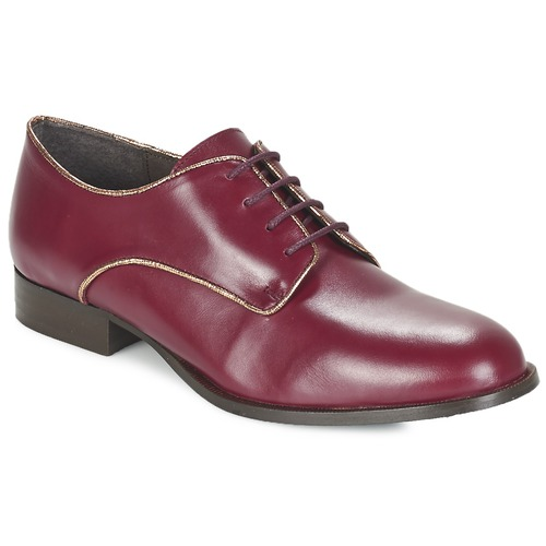 Scarpe Donna Derby Betty London FLOJE Bordeaux