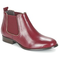 Scarpe Donna Stivaletti Betty London FOLOIE Bordeaux