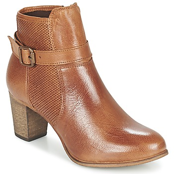 Scarpe Donna Stivaletti Betty London FAZELLE CAMEL