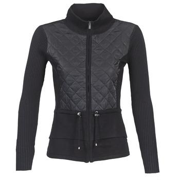 Abbigliamento Donna Gilet / Cardigan Morgan MSKO Nero