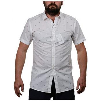 Camicia a maniche corte Jack   Jones  Mozz camicia manica corta Camicie