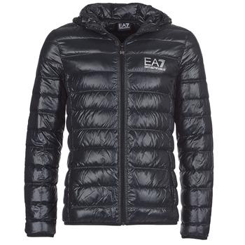 Abbigliamento Uomo Piumini Emporio Armani EA7 ANDOURALO Nero