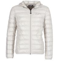 Abbigliamento Uomo Piumini Emporio Armani EA7 ANDOURALO Bianco