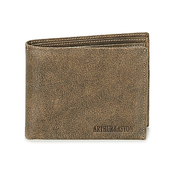 Borse Uomo Portafogli Arthur & Aston RAOUL Castagna