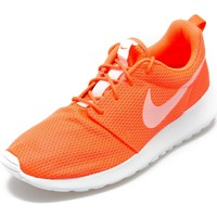 Scarpe Donna Sneakers basse Nike Wmns Roshe One Total Crimson/White