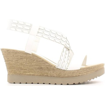 Sandali Grace Shoes  19215 Sandalo zeppa Donna