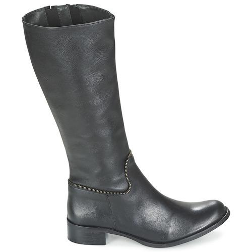Betty London Fligne Nero - Consegna Gratuita- Scarpe Stivali Donna 87