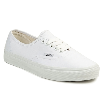 Scarpe Sneakers basse Vans AUTHENTIC Bianco