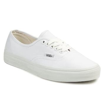 vans basse blanche