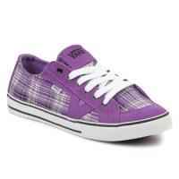 Scarpe Donna Scarpe da Skate Vans TORY Purple