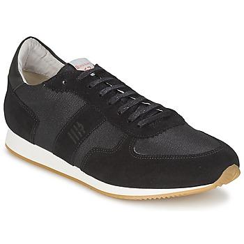 Scarpe Uomo Sneakers basse Serge Blanco VARN Nero