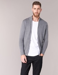 Abbigliamento Uomo Gilet / Cardigan BOTD FILAPO Grigio