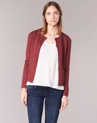 Abbigliamento Donna Gilet / Cardigan BOTD FANZOLIO BORDEAUX