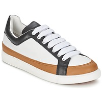 Scarpe Donna Sneakers basse See by Chloé SB23155 Bianco