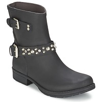 Scarpe Donna Stivaletti Colors of California JAMBO Nero