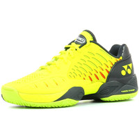 Scarpe Uomo Sport Indoor Yonex Power Cushion Eclipsion Clay Giallo