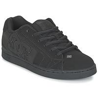Scarpe Uomo Scarpe da Skate DC Shoes NET Nero