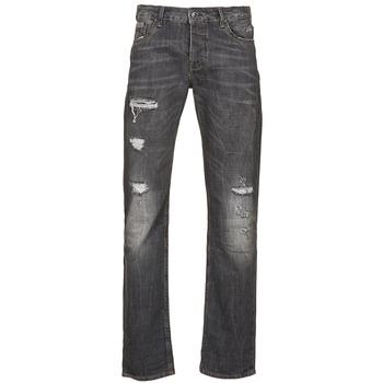 Abbigliamento Uomo Jeans dritti Kaporal AMBROSE Nero