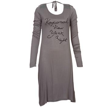 Abbigliamento Donna Abiti corti Kaporal TALET Grigio