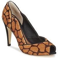 Scarpe Donna Décolleté Dumond GUATIL Leopard