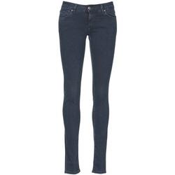 Abbigliamento Donna Jeans slim School Rag NEW LINDSEY Blu