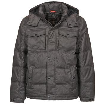 Abbigliamento Uomo Piumini Dockers HERRINGBONE PARKA Grigio