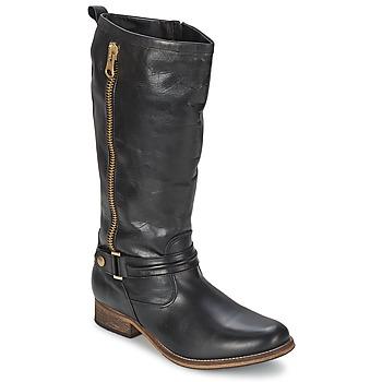 Scarpe Donna Stivali Nome Footwear SASSIF CASU Nero
