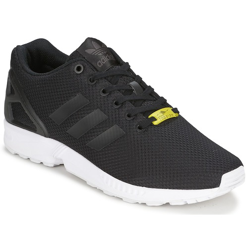 newest 8709c aeffb Scarpe Sneakers basse adidas Originals ZX FLUX Nero   Bianco