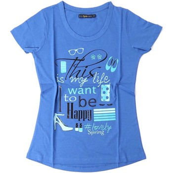T-shirt Key Up  S19I 0001 T-shirt Donna