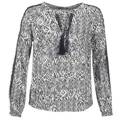 Abbigliamento Donna Top / Blusa Vila VIETNO Grigio / Bianco